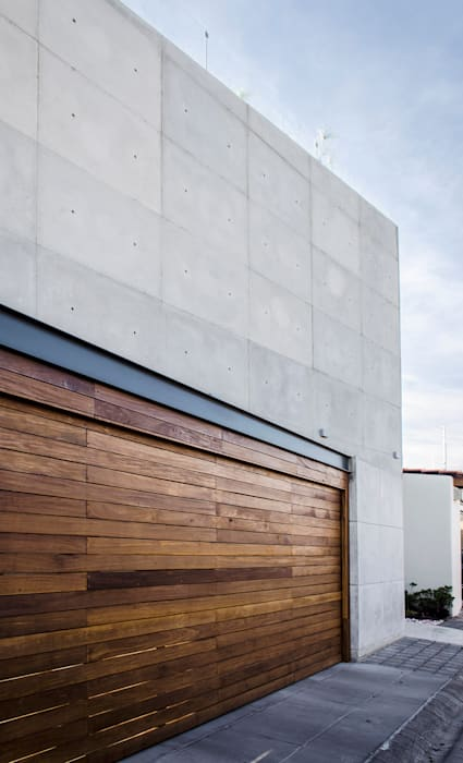 Casa Xafix / Arkylab: Casas de estilo  por Oscar Hernández - Fotografía de Arquitectura