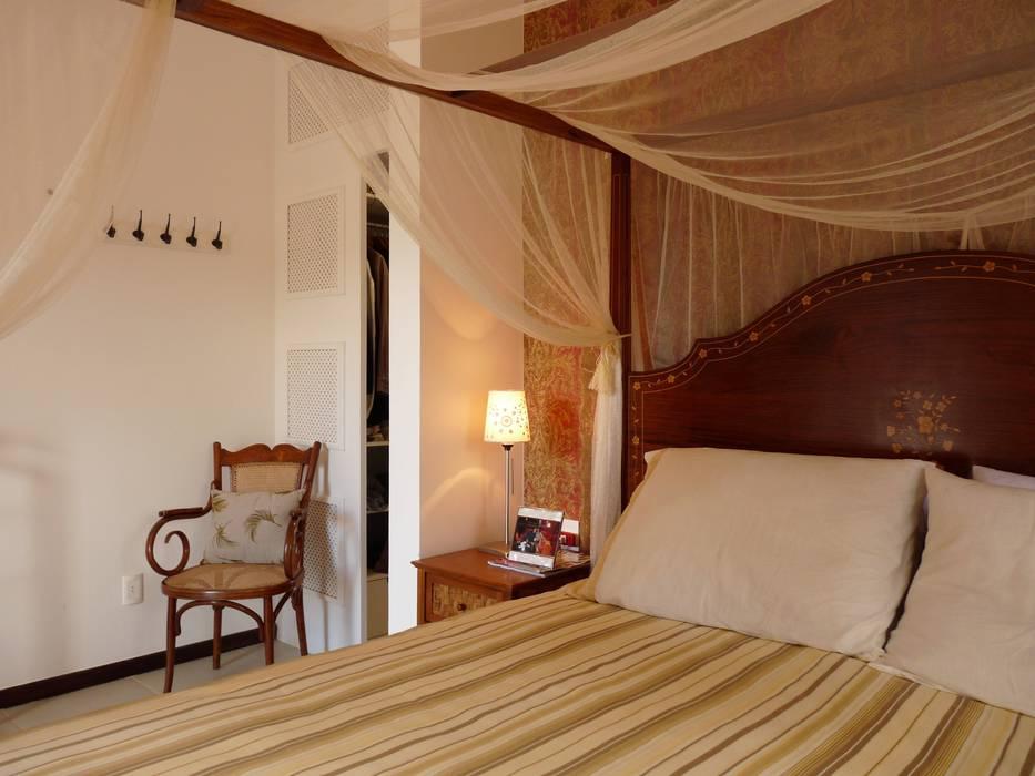 Bedroom by Eveline Sampaio Arquiteta e Designer de Interiores, Country