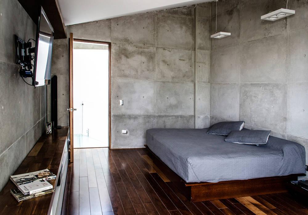 Casa Xafix / Arkylab homify Dormitorios modernos
