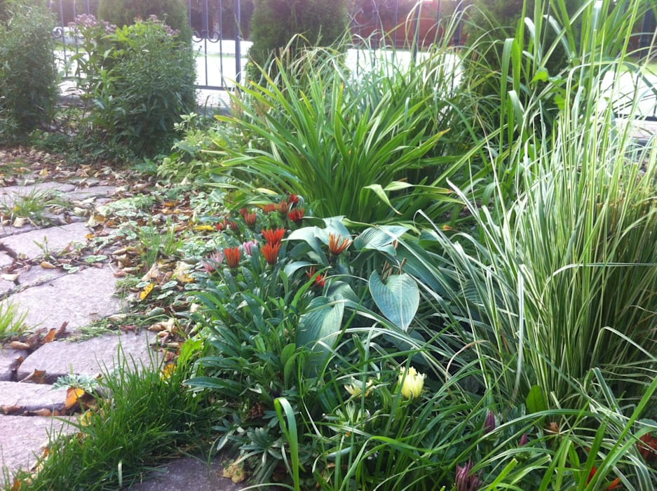 Klassischer Garten von TOPOS Klassisch