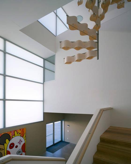 Gang en hal door Ignacio Quemada Arquitectos