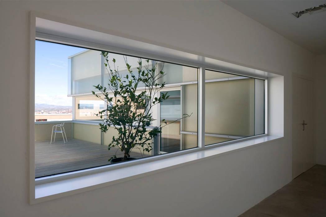 Terrazas de estilo  por Ignacio Quemada Arquitectos