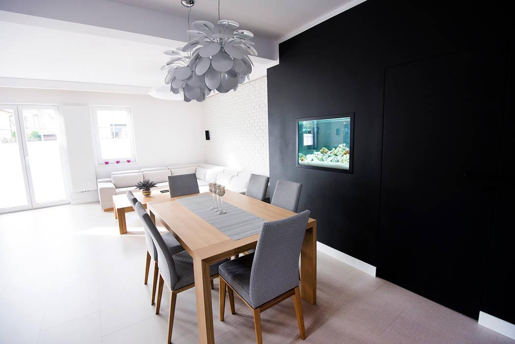 Moderne Esszimmer von conceptjoana Modern