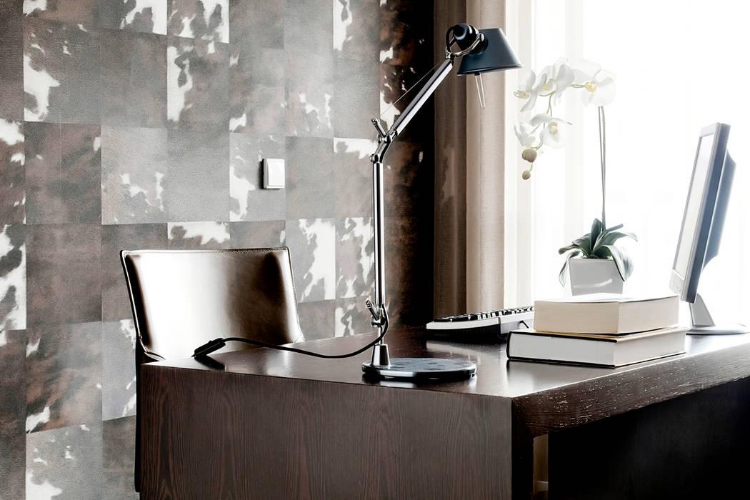 Moderne Arbeitszimmer von Jorge Cassio Dantas Lda Modern