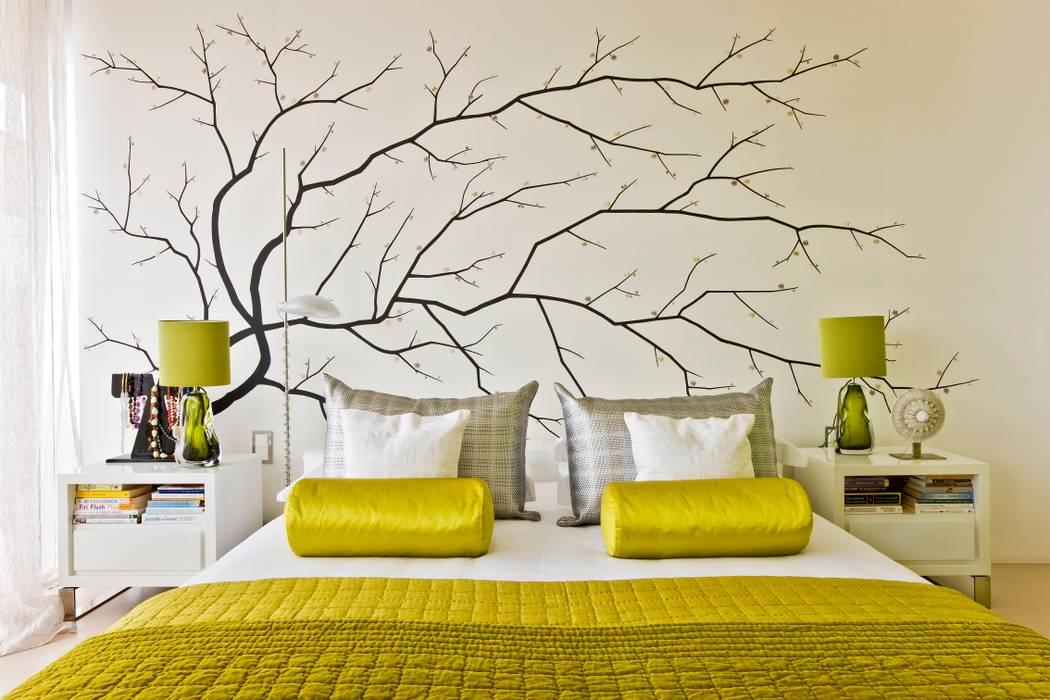 Bedroom Quartos ecléticos por Viterbo Interior design Eclético