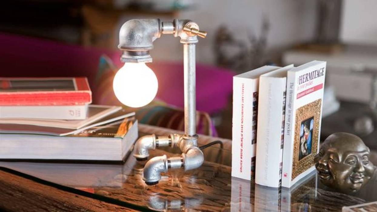 Kozo 11: styl , w kategorii Domowe biuro i gabinet zaprojektowany przez Kozo Lamp Poland