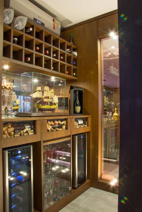 Klasik Şarap Mahzeni Michele Moncks Arquitetura Klasik