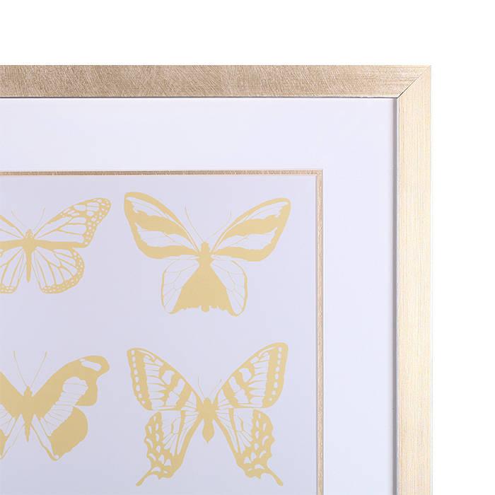 """Фрагмент работы """"Бабочки"""":  в . Автор – Modbum.ru, Эклектичный"""