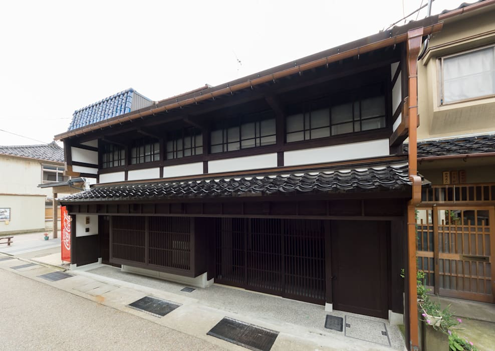 木町の町家 : Hayashi Kenchiku-sekkeikouboが手掛けたです。