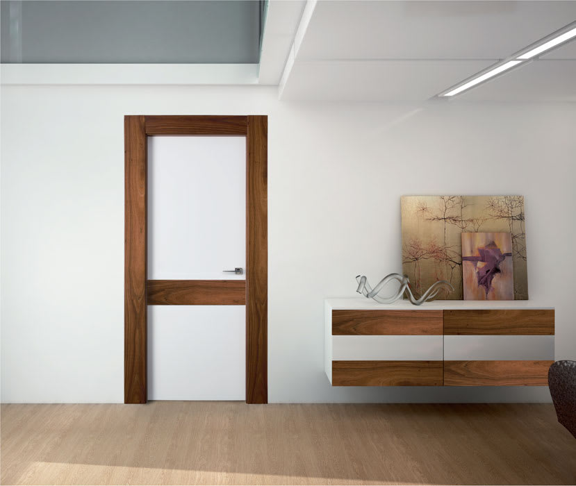Adamson Doors par Adamson Doors Moderne Bois Effet bois