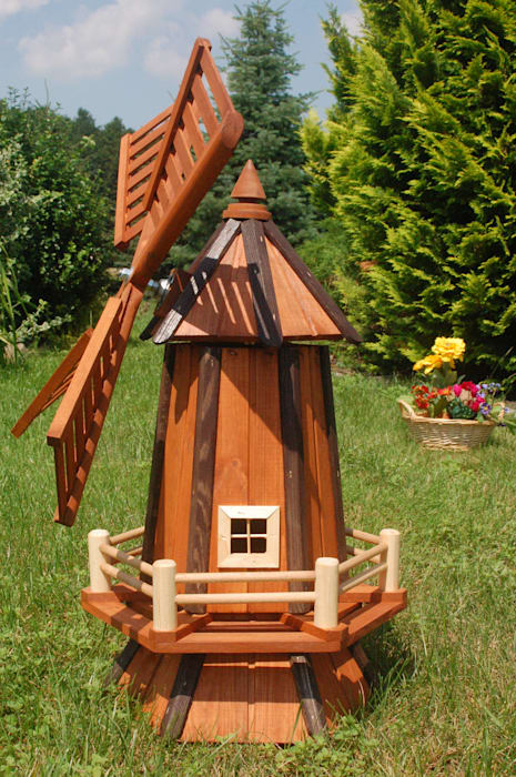 Windmühle Holland Windmühle Windmill Garten Von Deko Shop