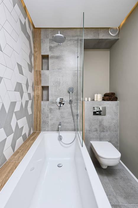 Scandinavian style bathroom by Q2Design Scandinavian