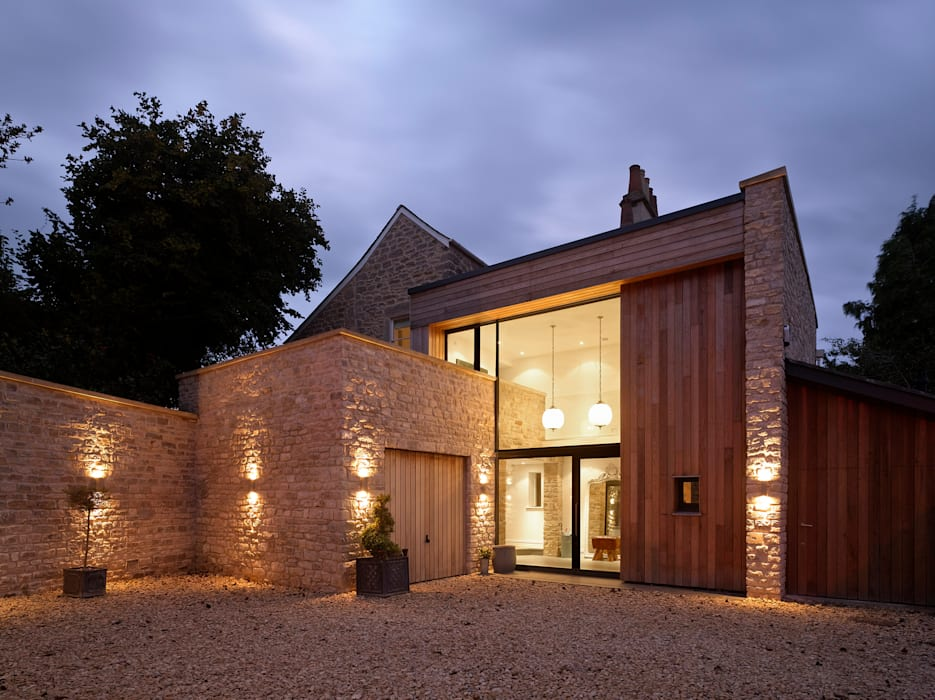 The Fosse Modern Houses by Designscape Architects Ltd Modern