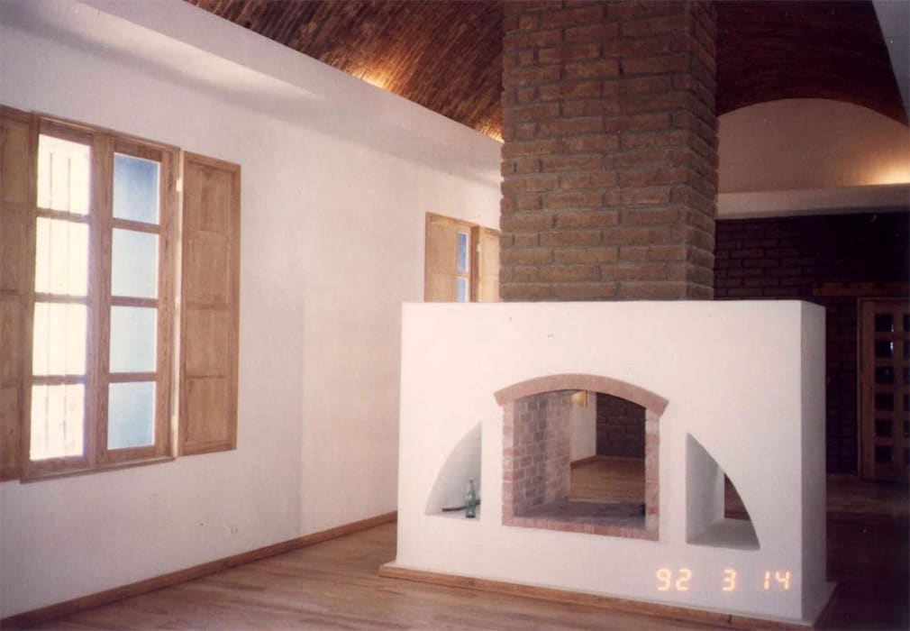 根據 Moya-Arquitectos 現代風