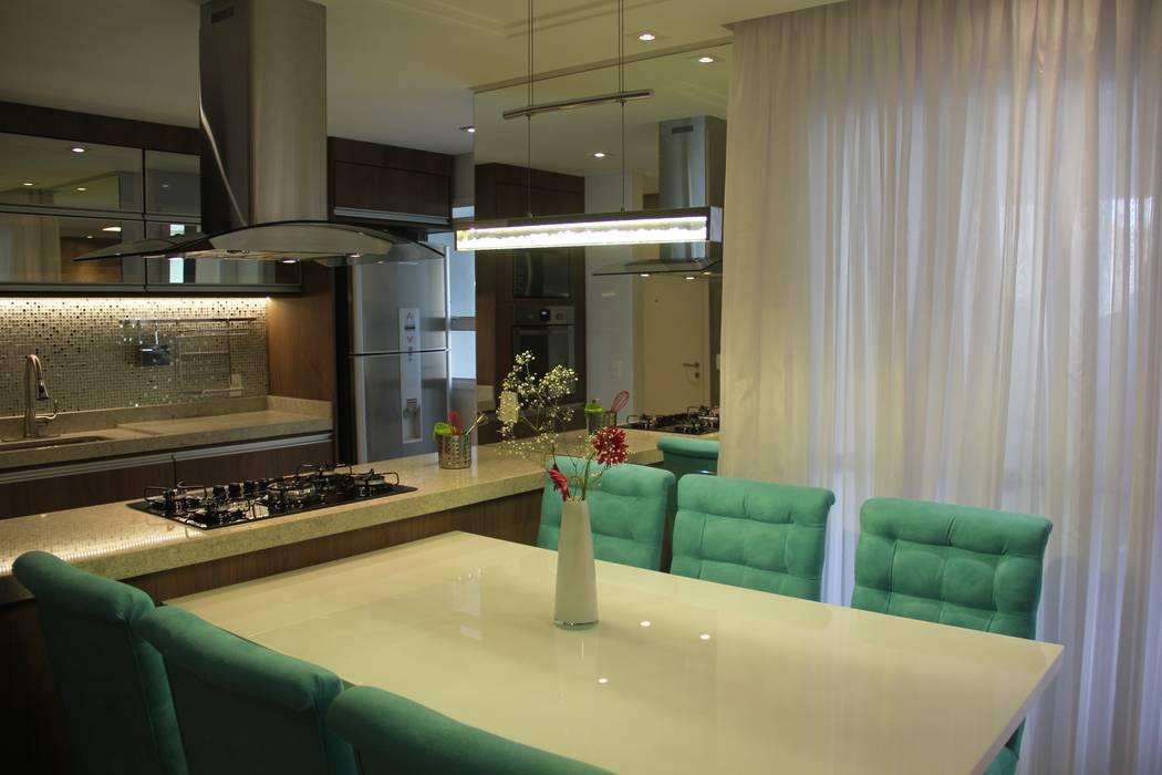 Padoveze Interiores Кухня