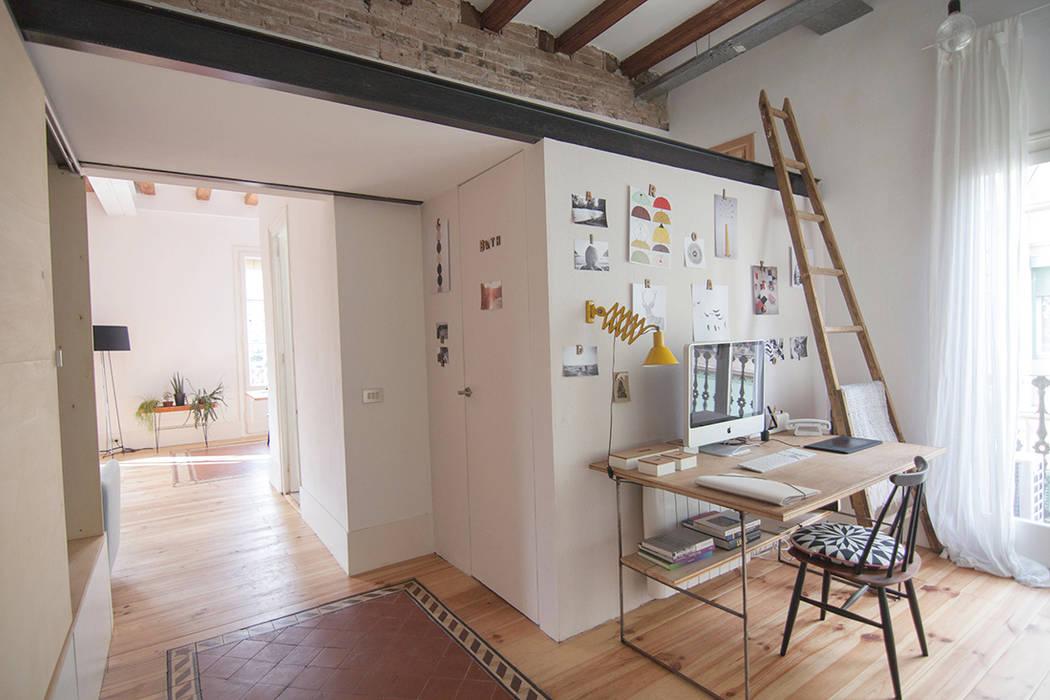 projecte virreina Casas de estilo moderno de degoma Moderno