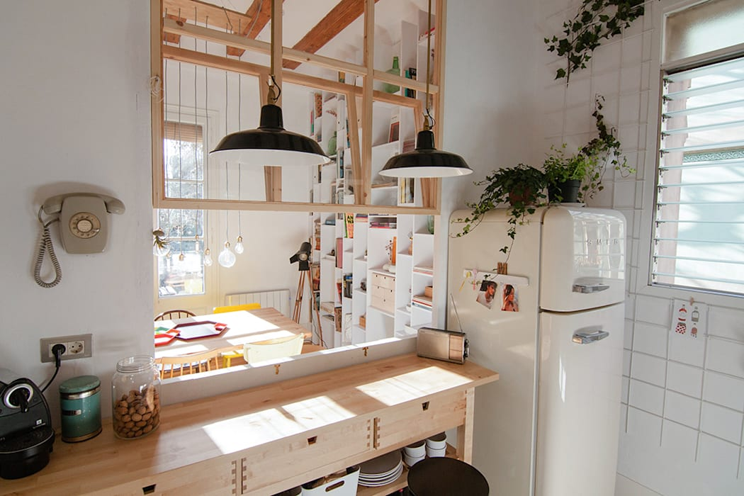 projecte virreina Comedores de estilo moderno de degoma Moderno