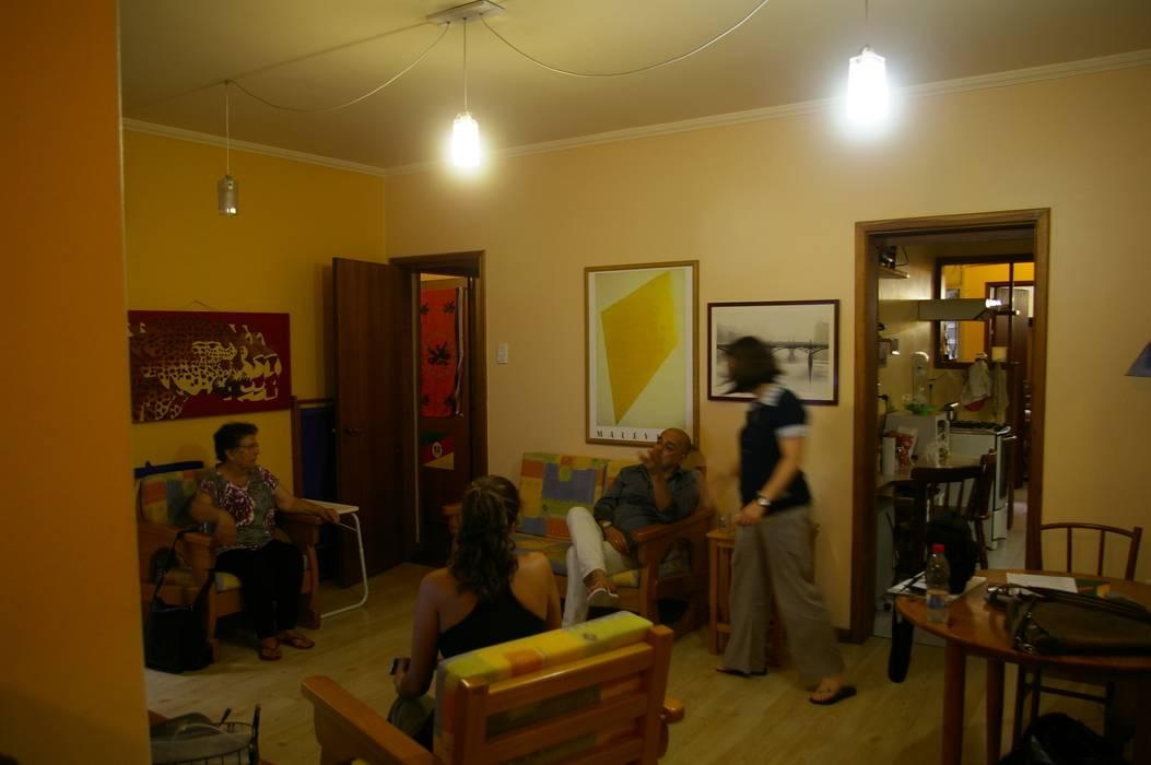 Sala de Estar Original PULSOARQUITETURA