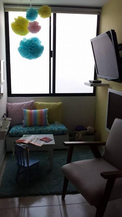 Casa Paola Hernandez Studio Comfort Design Estudios y despachos modernos