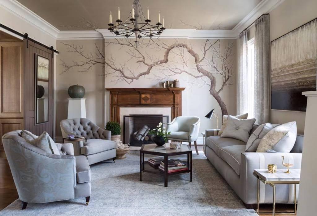 Murs de style  par Dreams Wallpapers & Fabrıcs, Moderne