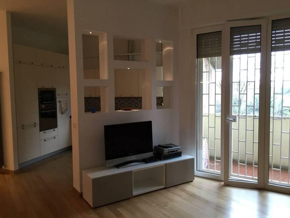 Abitazione privata , ambiente unico cucina e salotto – colli ...
