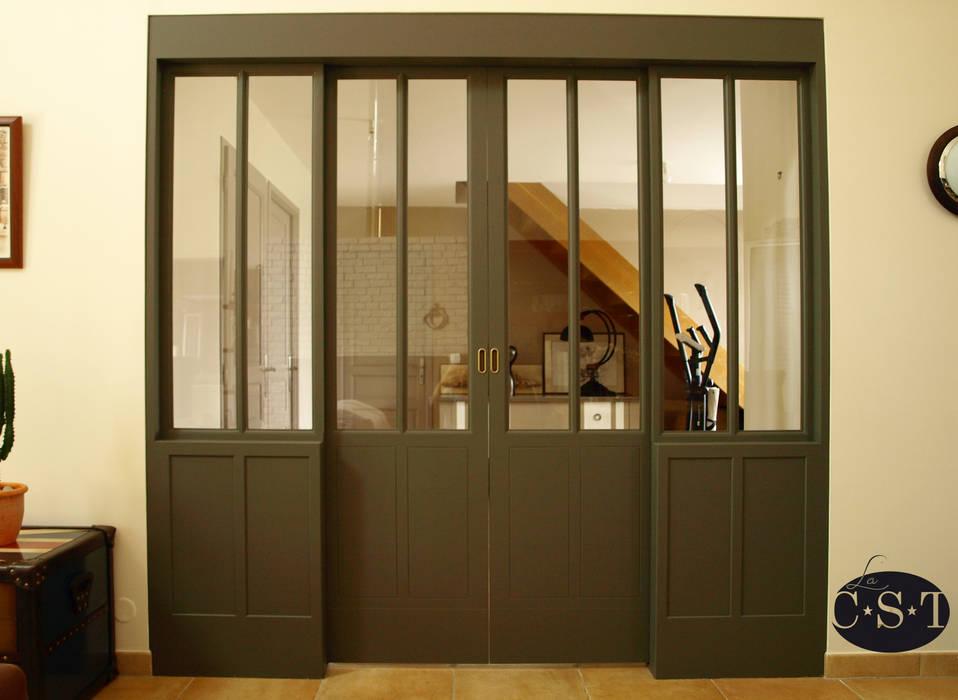 Industrial style windows & doors by La C.S.T Industrial