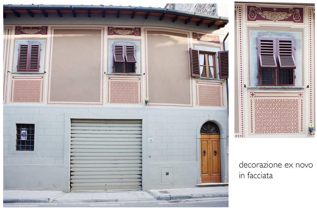 PALAZZINA ART DECO': Case in stile in stile Classico di Art'n'Art Studio di Claudia Masini