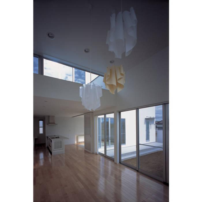 関建築設計室 / SEKI ARCHITECTURE & DESIGN ROOM ห้องนั่งเล่น