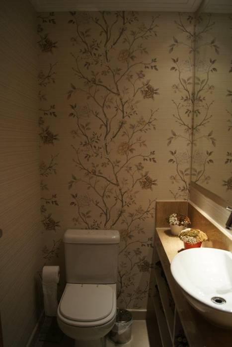 ProArq Brasil ห้องน้ำ กระดาษ Beige