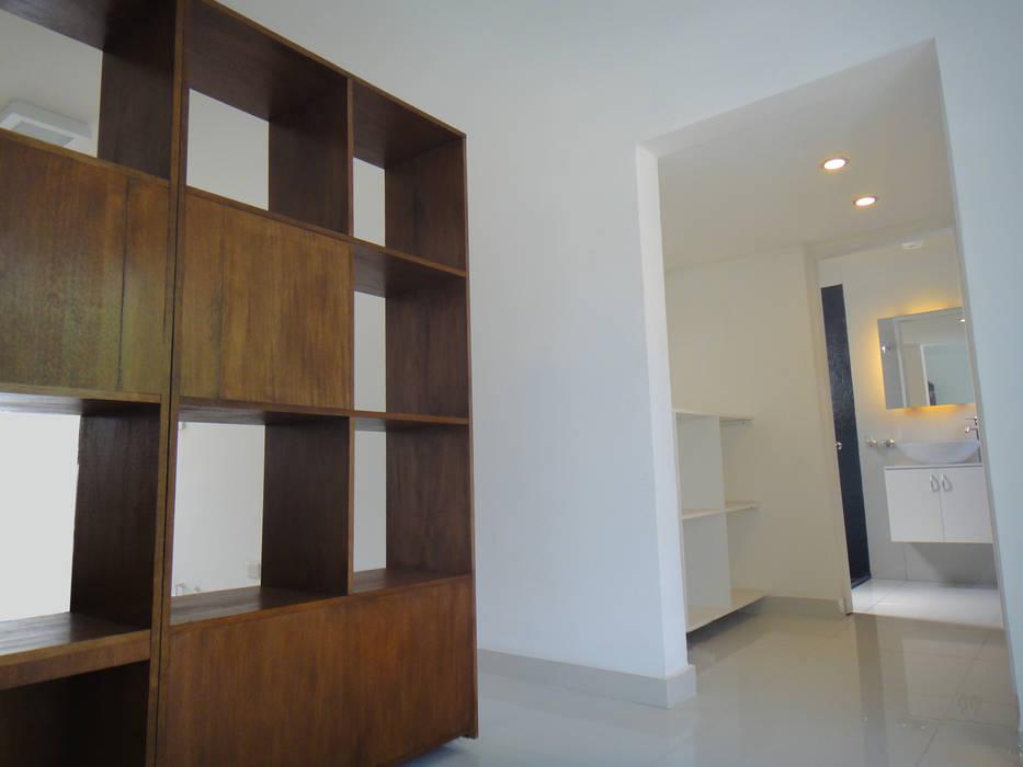 Ruang Ganti oleh jose m zamora ARQ, Modern