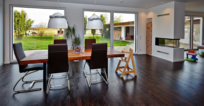 Livings de estilo  por hilzinger GmbH - Fenster + Türen , Minimalista