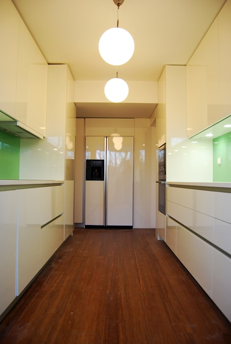 Dapur oleh Teresa Pinto Ribeiro   Arquitectura & Interiores, Modern