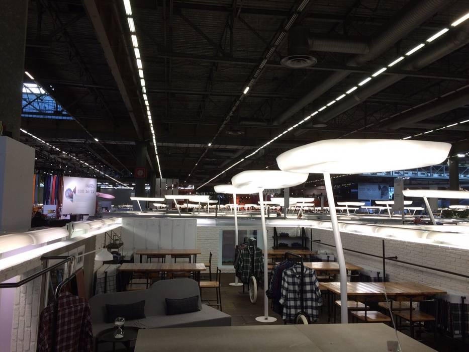 Q'riaideias Industriales Messe Design
