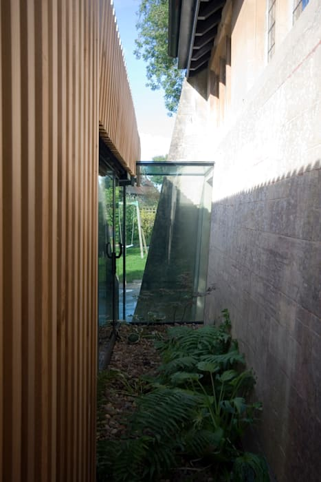 Dinding oleh Designscape Architects Ltd, Modern