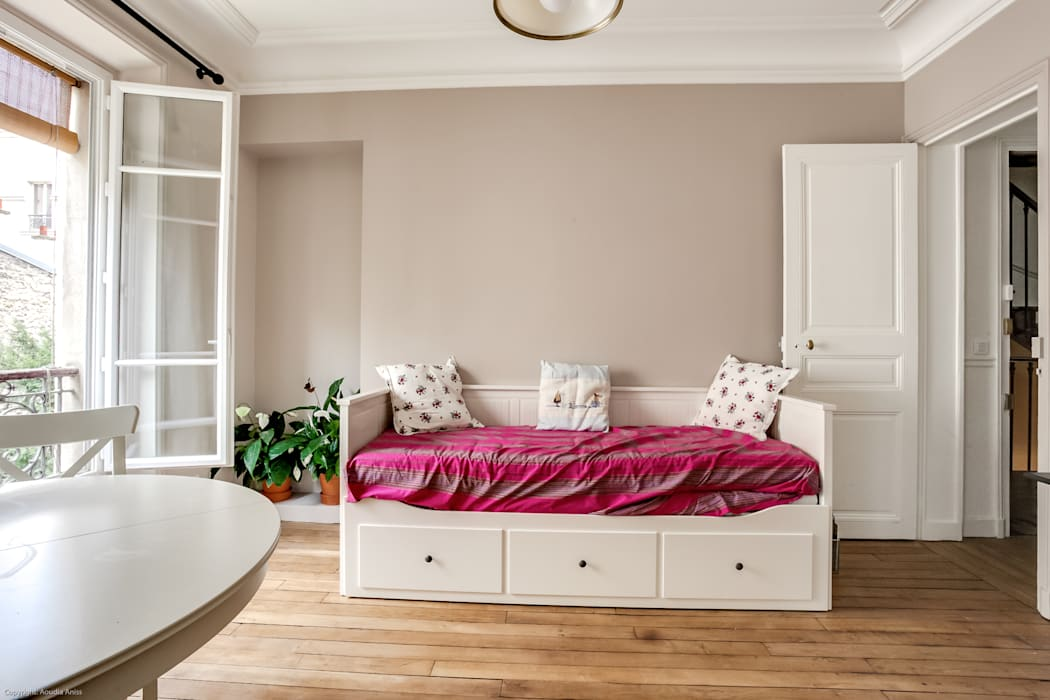 Chambre d'amis: Chambre de style de style Moderne par Decorexpat