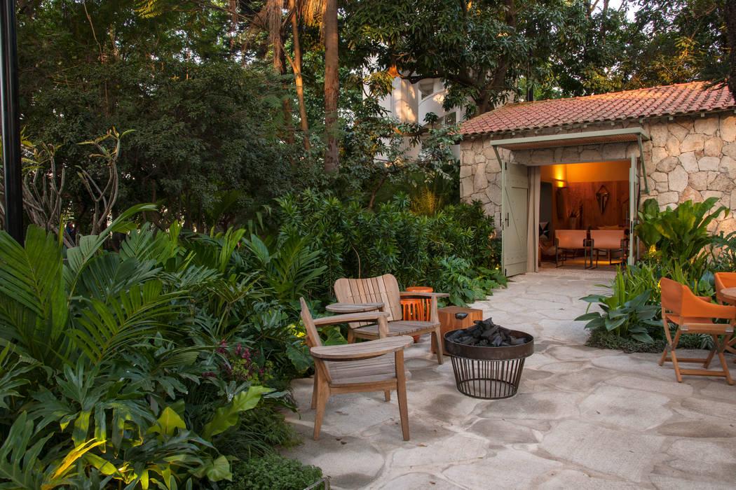 Taman Tropis Oleh Marina Linhares Decoração de Interiores Tropis