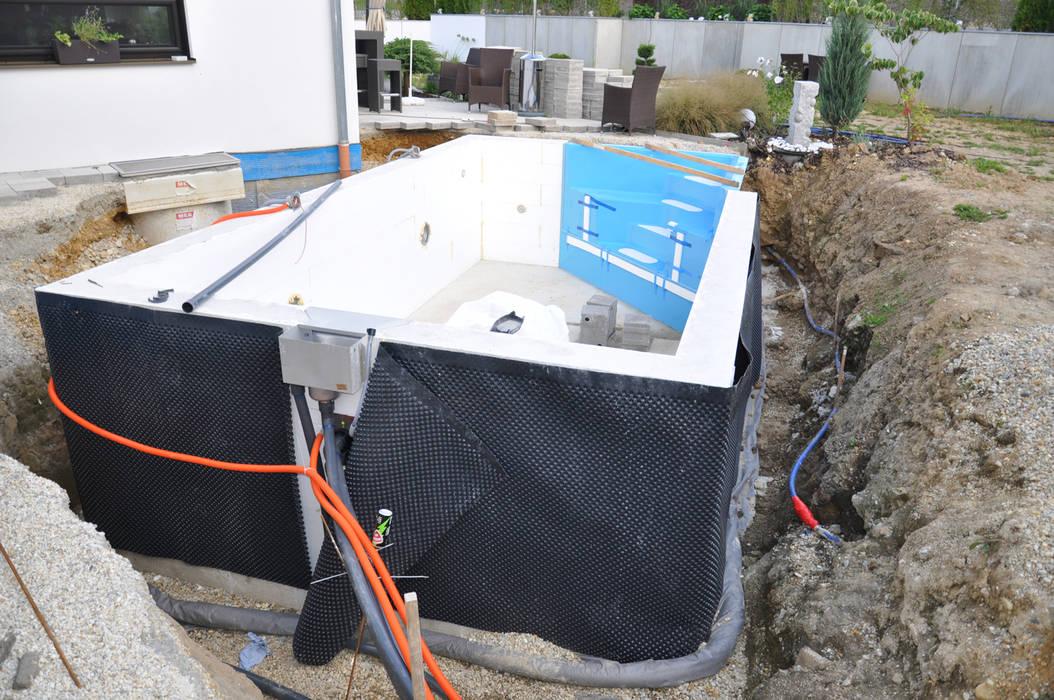 Poolbau: modern von pool-profi24.de,modern | homify