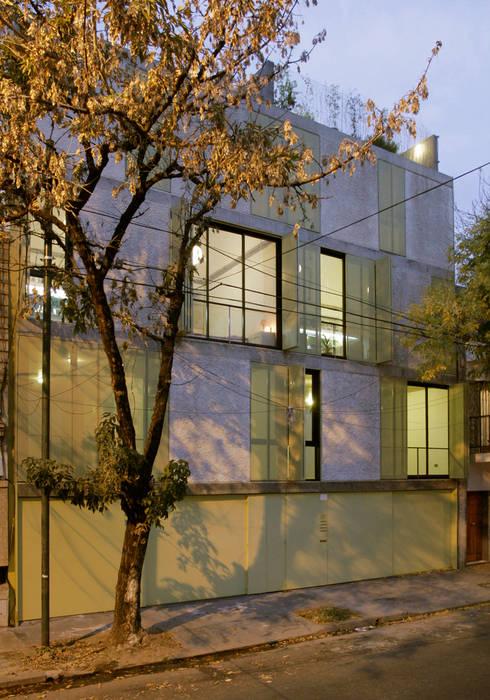 Case in stile  di IR arquitectura