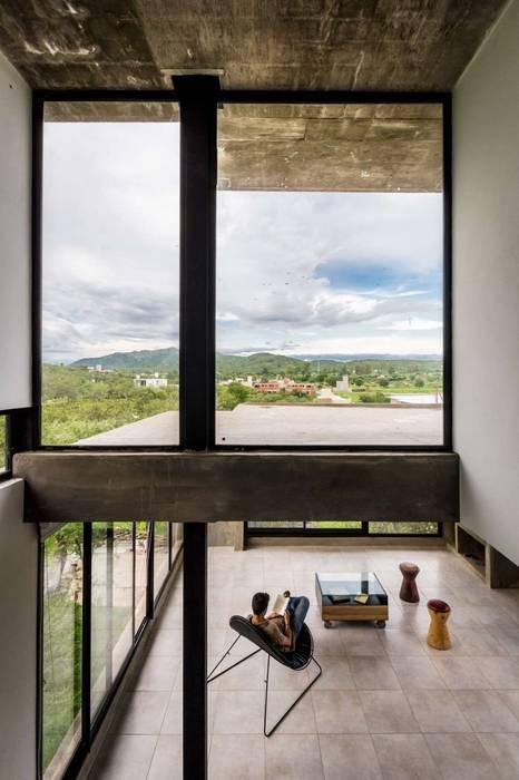 Гостиная в . Автор – ARP Arquitectos, Модерн