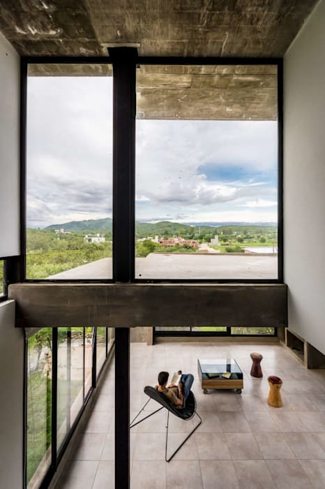 ARP Arquitectos Livings de estilo moderno