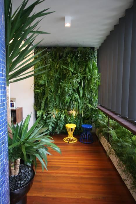 Jardin tropical par HZ Paisagismo Tropical