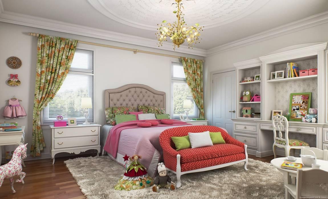 Работы Спальня в классическом стиле от Aleks [koovp] images Классический
