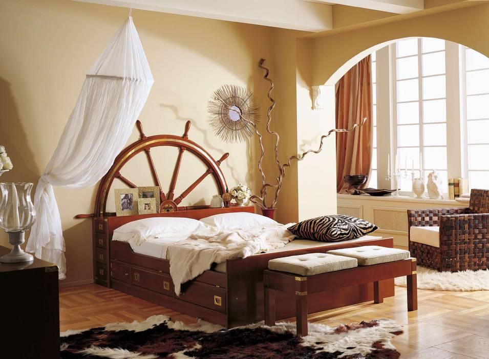 Mobili e complementi: camera da letto in stile di il vascello arredi ...