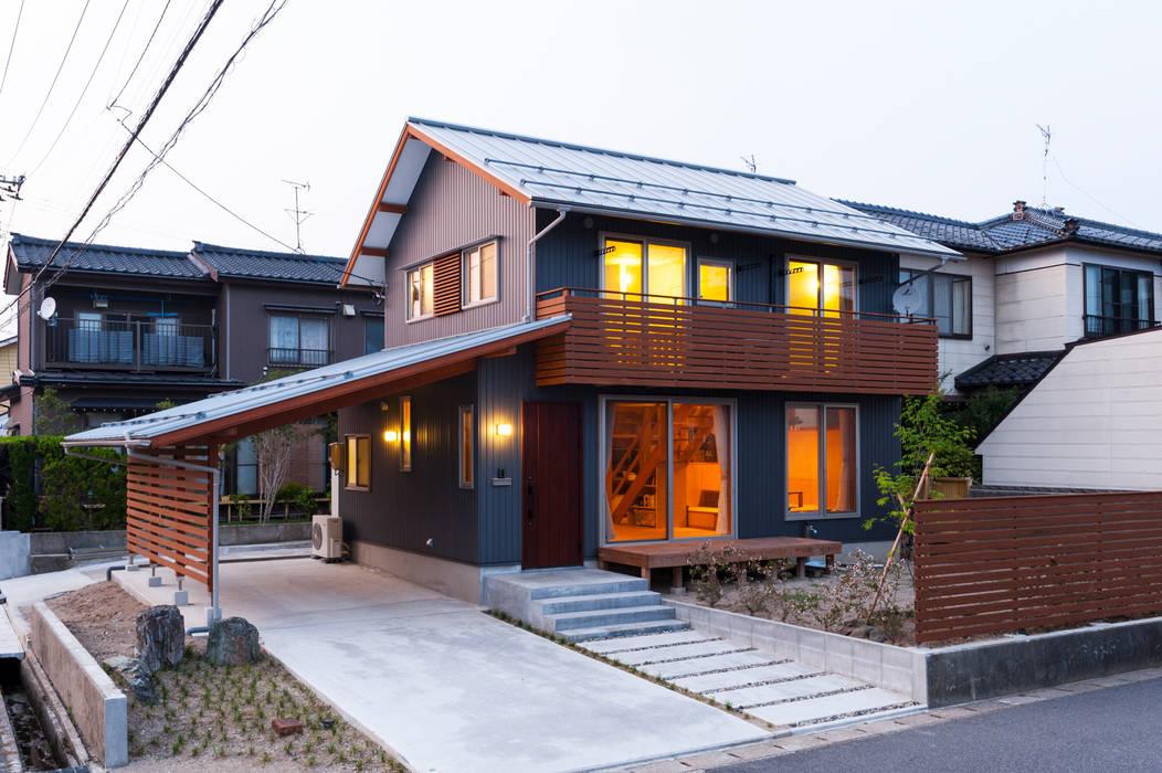 株式会社山口工務店 Modern houses