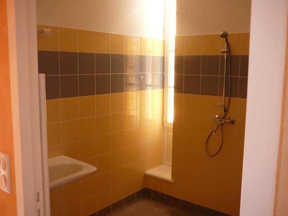 Salle de bains: Salle de bains de style  par Kauri Architecture