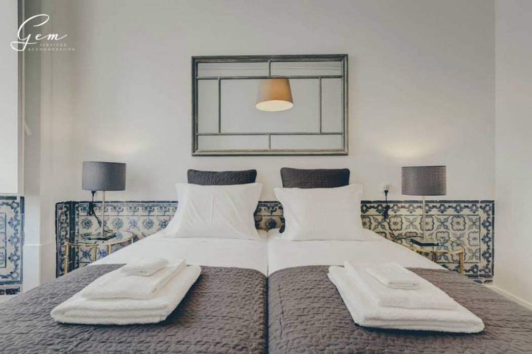 Bedroom by Obrasdecor, Rustic