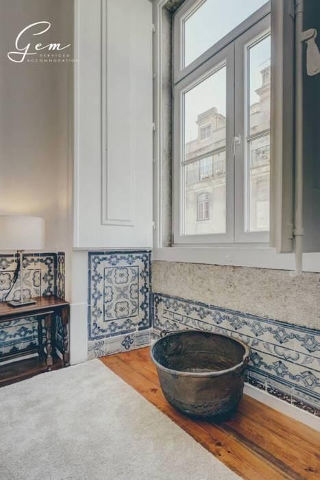 Obrasdecor Finestre & Porte in stile rustico