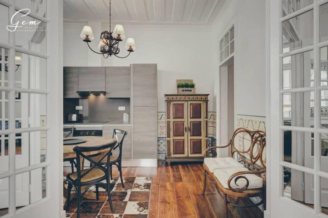 Obrasdecor Rustic style kitchen
