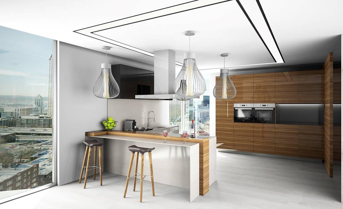 Cozinha : Cozinhas  por Live Decoration