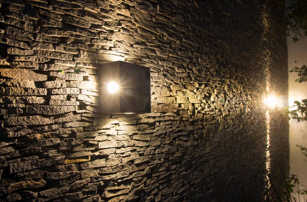 INDICO Paredes y pisos modernos Piedra